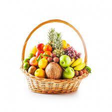 fruits panier