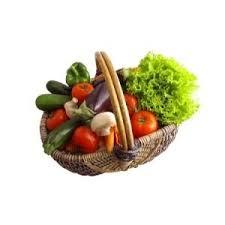 légumes panier